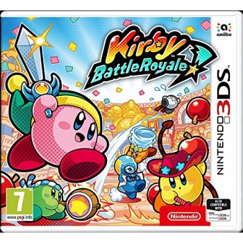Kirby Battle Royale (Nintendo 3DS)