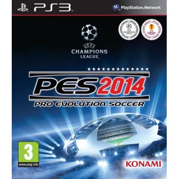 Pro Evolution Soccer 2014 [PES 2014] (Playstation 3)
