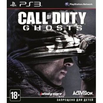 Call of Duty Ghosts (Playstation 3)