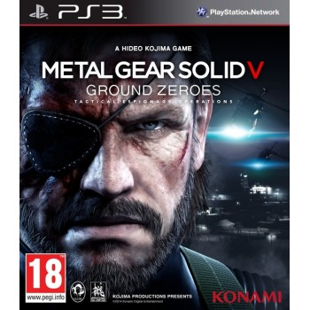 Metal Gear Solid V: Ground Zeroes (Playstation 3)