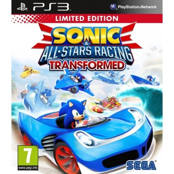 Sonic & All-Star Racing Transformed  (Playstation 3)