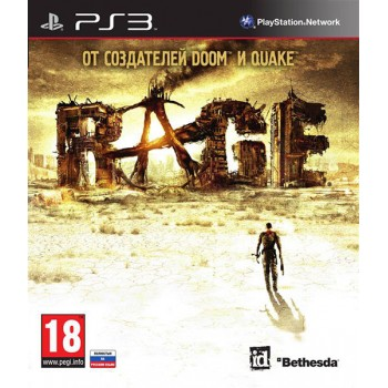 RAGE (Playstation 3)