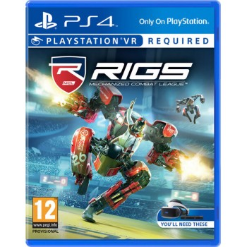 RIGS: Mechanized Combat League (Playstation 4)