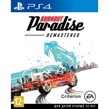 Burnout Paradise Remastered (Playstation 4)
