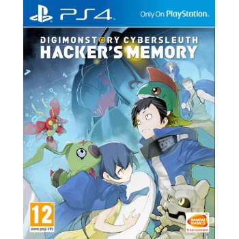 Digimon Story Cyber Sleuth: Hackers Memory (Playstation 4)