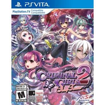 Criminal Girls 2: Party Favors (PS Vita)