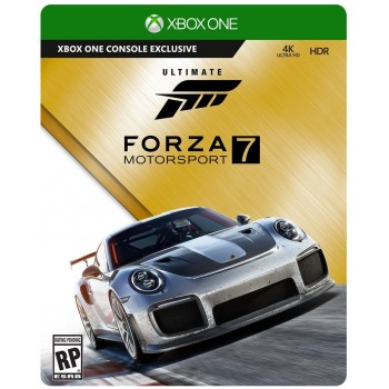 Forza Motorsport 7. Ultimate издание (XBOX ONE)