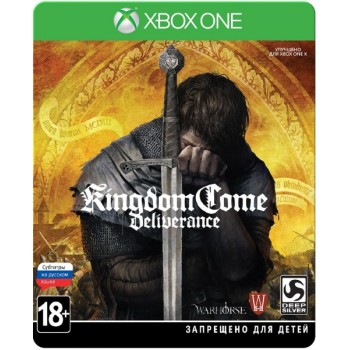 Kingdom Come. Deliverance. Steelbook (Xbox One)