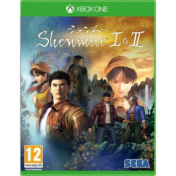 Shenmue I-II [Shenmue HD Collection) (Xbox One)