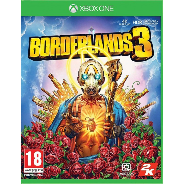 Игра для Xbox One Borderlands 3