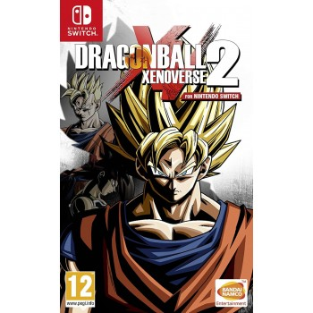 Dragon Ball: Xenoverse 2 (Nintendo Switch)