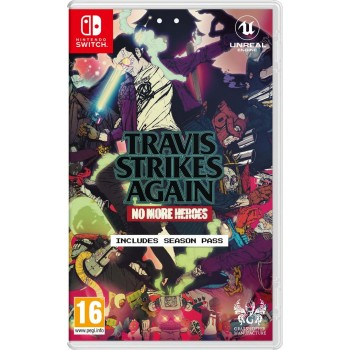 Travis Strikes Again No More Heroes (Nintendo Switch)