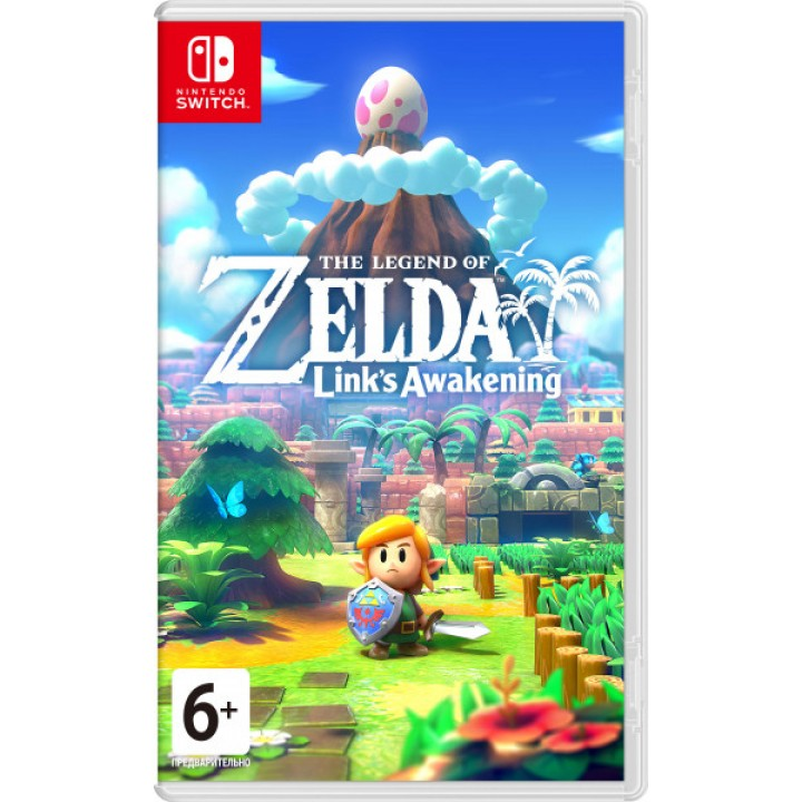 Игра для Nintendo Switch The Legend of Zelda: Link's Awakening